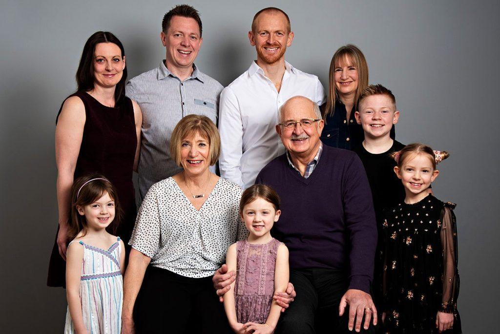 kent-family-portrait